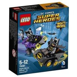 Lego Super Heroes 76061 - Mighty Micros Batman...
