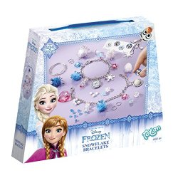 Totum Disney Die Eiskönigin Snowflake Bracelets