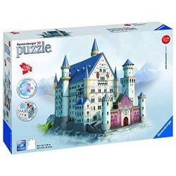 Ravensburger 12573 - 3D Puzzle Building Castello...