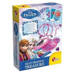 Lisciani 51472 - Frozen Best Friends Treasure