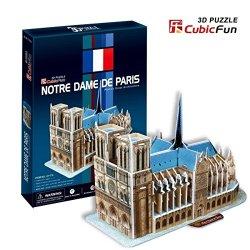 Cubic Fun C717H - 3D Puzzle La Cattedrale di...