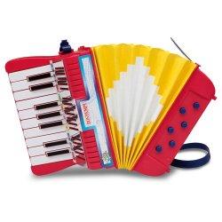 Bontempi AC 1780.2 - Fisarmonica 17 Tasti...