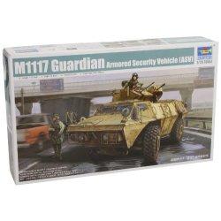 Trumpeter 01541 - Modellino veicolo guardiani di...
