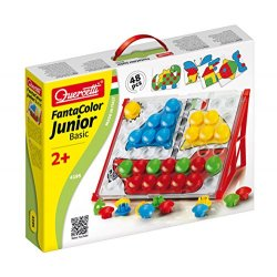 Quercetti 4195 - Fanta Color Junior Basic,...