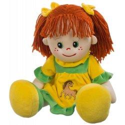 Heunec 470774 - Bambola Lotte con capelli rossi,...