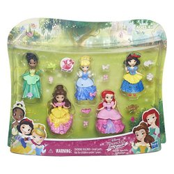 Disney Princess - Small Doll Collection Pack