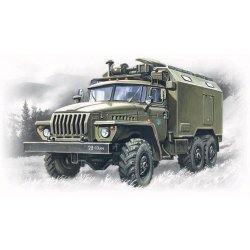 ICM 72612 - Modellino di veicolo da commando...