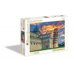 Clementoni Puzzle 30103 - Pisa - 500 pezzi High...
