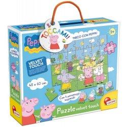 Liscianigiochi - 43439 Puzzle Velvet Touch al...