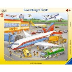 Ravensburger 06700 Piccolo aereoporto- Puzzle...