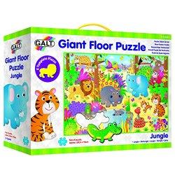 Galt, Giungla, Puzzle da pavimento