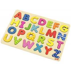 puzzle di legno