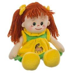 Heunec 470477 - Bambola Lotte con capelli rossi,...