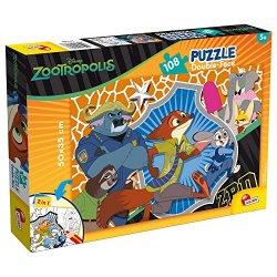 Lisciani Giochi 53988 - Puzzle Df Plus...