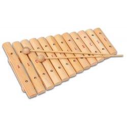 Bontempi XLW 12 - Xilofono in legno da 12 note,...