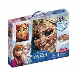 Quercetti 00806 - Gioco Wd Pixel Photo Frozen 4...