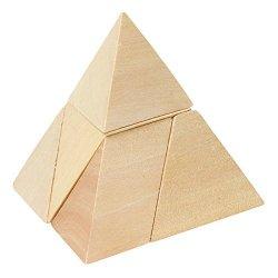 Puzzle Pyramide à 3 côtés - GOKI - HS108