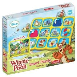 Quercetti 0236 - Smart Puzzle Winnie The Pooh