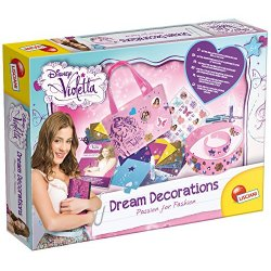 Lisciani 44221 - Violetta Dream Decoration
