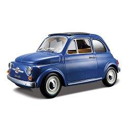 FIAT 500 F 1965 Modellino BBurago 22098 Scala...
