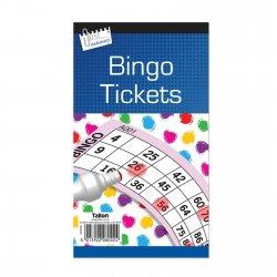 600 Bingo Game Single Ticket Card Flyer Pads Book...