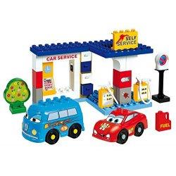 COSTRUZIONE Unico Cars For Kids-Stazione di...