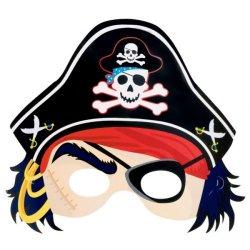 Amscan International - Maschera dei pirati con...