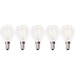 XQ-lite, Lampadina LED a filamento E14, 2 W...