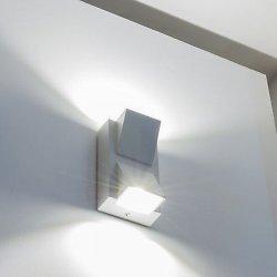 Applique Lampada decoro parete per esterni 10W...