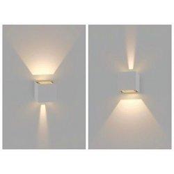 Applique per esterni con illuminazione led up and...