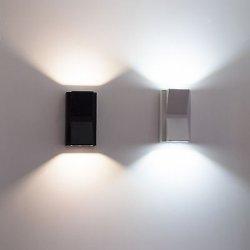 Applique LED per esterni faretto doppia luce 10w...