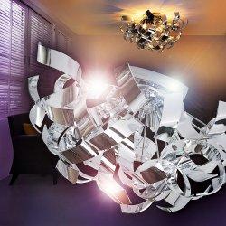 Plafoniera Design sala da paranzo LED Camera Luce...