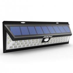 Luce Solare Mpow di 54 LED, Lampada ad Energia...