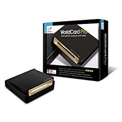 Penpower WorldCard Pro Business Card Reader e...