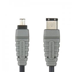 Bandridge BCL6202 Cavo Firewire 4/6 Pin, 2 m