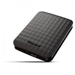 Seagate STSHX-M401TCBM HDD Esterno 2,5, 4TB, Nero