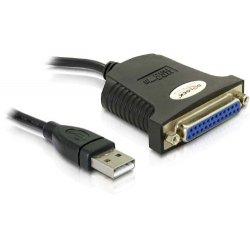 Delock USB 1.1 Adattatore porta parallela