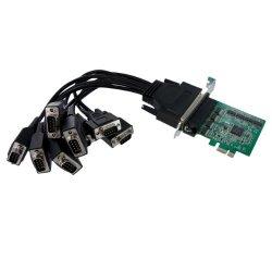 Startech.Com Scheda Seriale PCI Express Nativa a...
