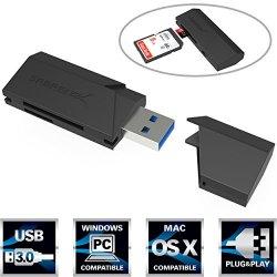 Sabrent SuperSpeed 2-Slot USB 3.0 Flash Storage...