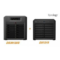 € 1982+IVA SYNOLOGY 24-Bay NAS DS3612XS +...
