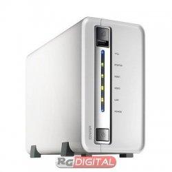 QNAP TS-212P Turbo NAS - Server NAS - 0 GB - SATA...