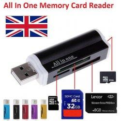 USB alta velocità Lettore Schede Di Memoria...