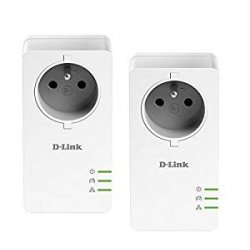 D-Link DHP-P601AV Kit Adattatori PowerLine AV2...