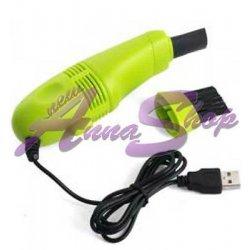 MINI ASPIRAPOLVERE CON ATTACCO USB PER PC