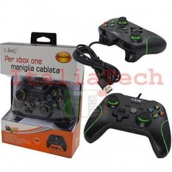 JOYPAD LINQ CON FILO XBOX ONE e PC COMPATIBILE...