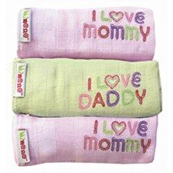 """Minene - Mussole motivo """"I Love Mummy / I..."""