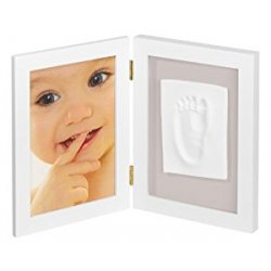 My Sweet Memories - Photo frame with baby print -...