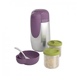 Chicco 601810 - Portapappa Inox Step Up Family