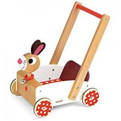 Janod - J05997 - Crazy Rabbit Cart