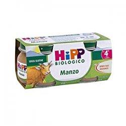 Omogeneizzato Hipp Manzo